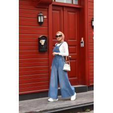 Сарафан юбка-брюки